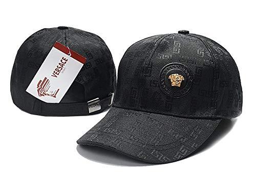 Larry New 2019 Fashion Street Hip hop Hat Cap (Versace-baseball-cap)