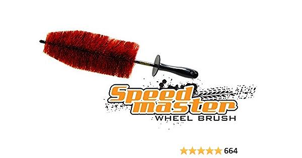 Speed Master Dsm 1000 Rad Reinigungsbürste Groß Auto