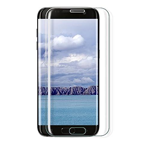 Film Protection Samsung S7 Edge - Samsung S7 Edge Protection Écran, Pomisty Protecteur