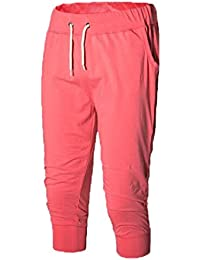 Hibote Shorts für Männer Mode Sommer Bequeme Hosen mit Taschen Casual  Jogging Jogging Fitness Kurze Hosen e7f75e575b