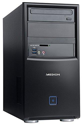 MEDION E40004 Desktop-PC (Intel Pentium J5005, 8GB DDR4 RAM, 1TB HDD, Intel UHD, Win10Home)