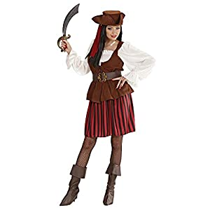 WIDMANN Sancto Disfraz para Adulto Pirata, Talla M