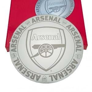 Idées cadeau-Miroir officiel Arsenal FC-A Great présents pour les Fans de Football