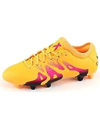 detailing 6b253 fed71 Adidas - X 152 FGAG - S74672 - El Color Naranja-Amarillo-Rosa -