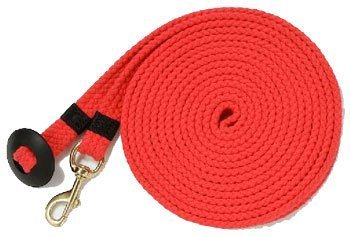 tough-1-braided-flat-cotton-lunge-line-royal-blue-by-jt-intl-distributers-inc