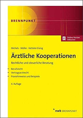 Ärztliche Kooperationen: Rechtliche und steuerliche Beratung.