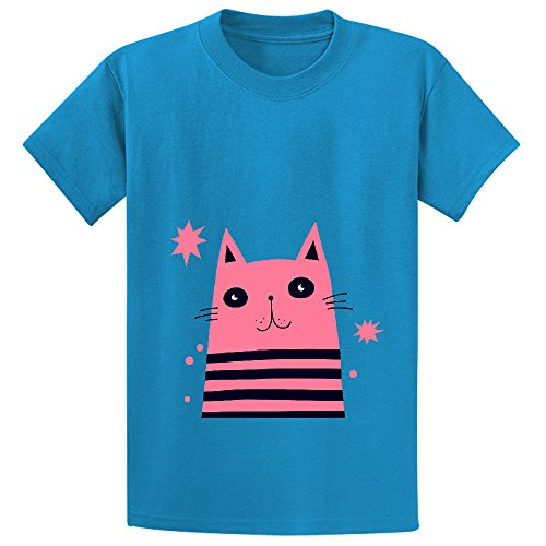 snowl-dreaming-hello-kitty-ninas-cuello-redondo-graphic-camisas