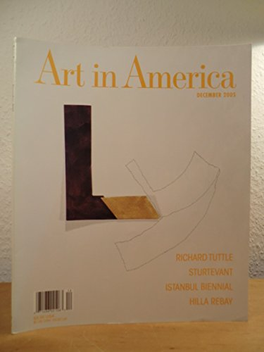 Art In Magazine America (Art in America. Magazine. No. 11, December 2005)