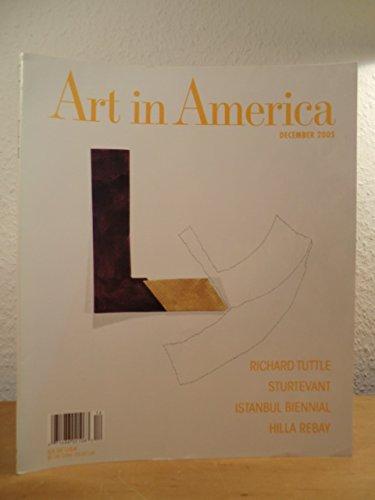 Magazine In America Art (Art in America. Magazine. No. 11, December 2005)