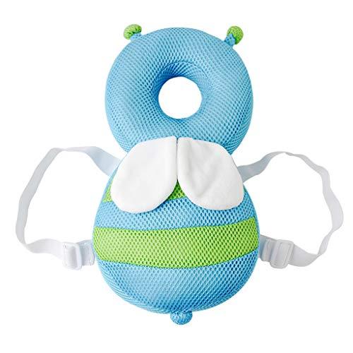 LSAltd Baby, Kleinkind Kopfschutz Verstellbare Sicherheitskissen Pads Wings Schulterschutz