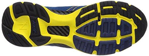 Zoot M Carlsbad, Chaussures de running homme Bleu (Blutonium/Navy/Yellow)
