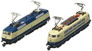Märklin Serie Z 88179 Locomotora Lote 103 y BR 120 océano Azul / Marfil DB