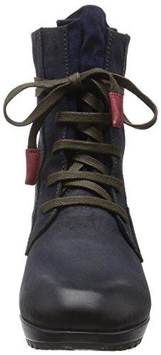 Tamaris Damen 25226 Kurzschaft Stiefel Blau (Navy 805)