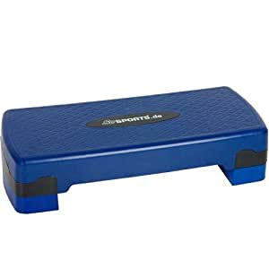 ScSPORTS Stepper Aerobic Step 68 blau ohne Matte, 10000413