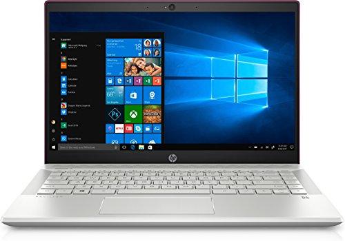 "HP Pavilion 14-ce0017ns 1.6GHz i5-8250U 14"" 1920 x 1080Pixel Borgogna, Argento Computer portatile"