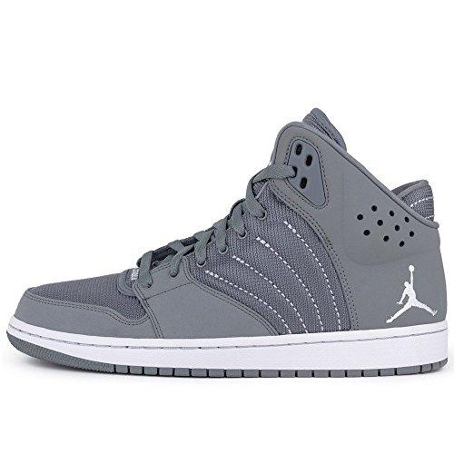 Nike Air Jordan 1Flight 4LTD Chaussures de basketball Gris - Gris