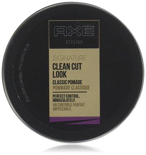 AXE Pommade coiffante Refined - Pour un look soigné - Parfum frais - 78 ml