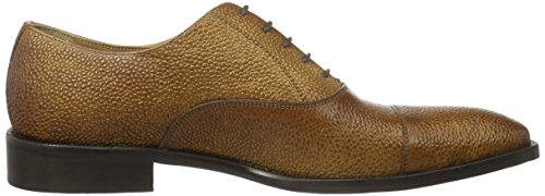 Kenneth Cole Coat N Tie, Chaussures à Lacets Homme Marron (Cognac 901)