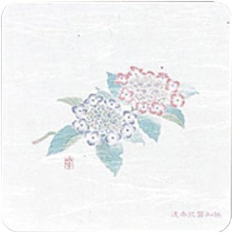 Stile giapponese montagne Four Seasons Square (50 pezzi) WCO-K5 ortensia (Giappone import / Il pacchetto e il manuale sono scritte in giapponese)