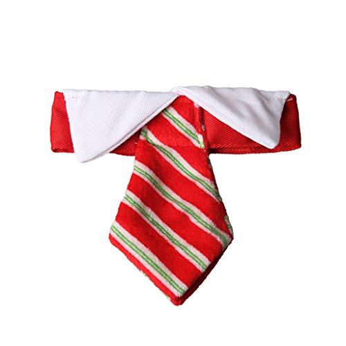 GWM Einstellbare Haustiere Hund Katze Fliege Pet Kostüm Krawatte Kragen für kleine Hunde Welpen Grooming Zubehör