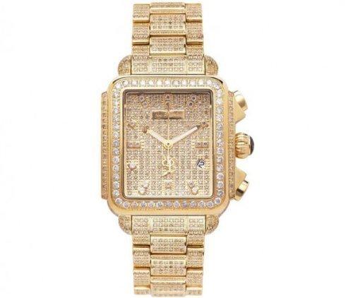 Joe Rodeo Diamant Damen-Armbanduhr