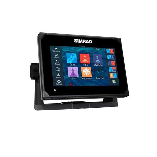 Simrad 000-12211-001 GO7 Multifunktionsgerät Kartenplotter