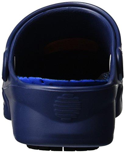 Chung Shi - Chung Shi Nube Inkl. Einlage, Zoccoli Unisex – Adulto blu (navy)