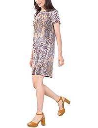 ESPRIT Collection Damen Kleid 086eo1e019