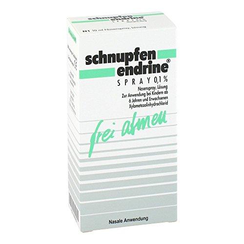 Schnupfen endrine 0,1% 10 ml