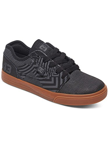 Kinder Sneaker DC Tonik Kb Sneakers Jungen Black/Gum