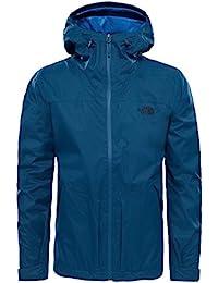 North Face M Frost Peak Jacket - Chaqueta, Hombre, Azul -(Monterey Blue