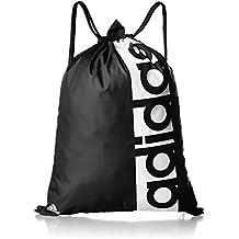 sale retailer 610c9 8214a adidas Lin per GB Unisex Adulto, Nero (Negro Blanco), 25 Centimeters