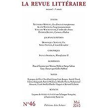La Revue Littéraire n° 46