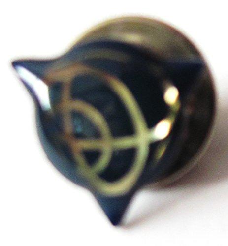 Firmenlogo - Pin 14 x 14 mm