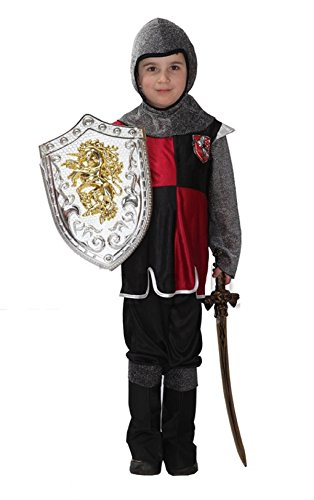 Inception Pro Infinite Costume - Guerriero - Medievale - Bambini - Carnevale - Halloween - Cosplay (Taglia M 110-120 cm )