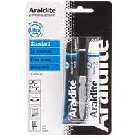 Araldite ARA-400001 - Pegamento de dos componentes (tamaño: 15ml)