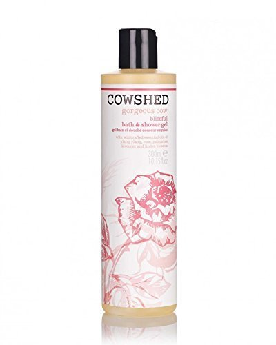 Cowshed Gorgeous Cow Blissful Bath & Shower Gel for Women, 10.15 Ounce by Cowshed