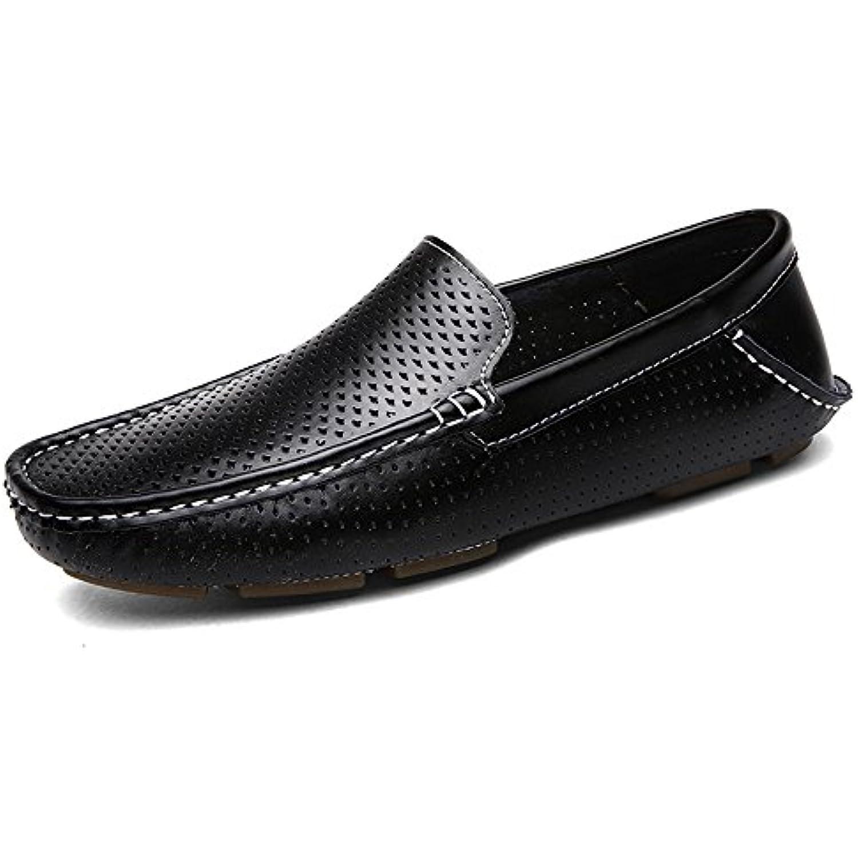 Chaussures Homme 2018, Mocassins à Semelle Souple Souple Souple pour Hommes (Color : Noir, Taille : 40 EU) - B07GN9468T - 1a9b78