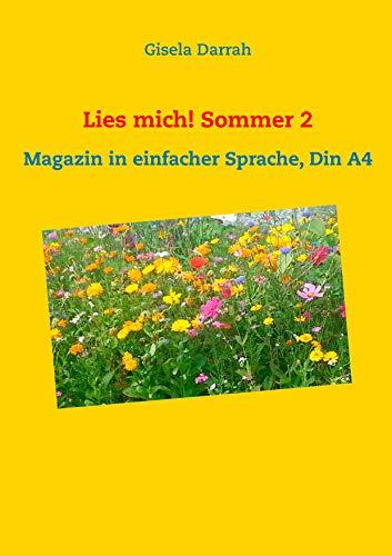 Lies mich! Sommer 2: Magazin in einfacher Sprache, Din A4 (Lies ...