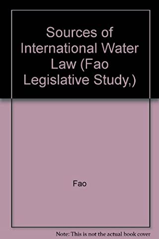 Sources of international water law