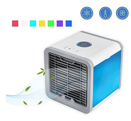 Cooler Ant Cooler Air Cooler Luftbefeuchter Home Office Tragbarer Mini-Lüfter USB-Schnittstelle CN Weiß (Filter Platz Luftbefeuchter)