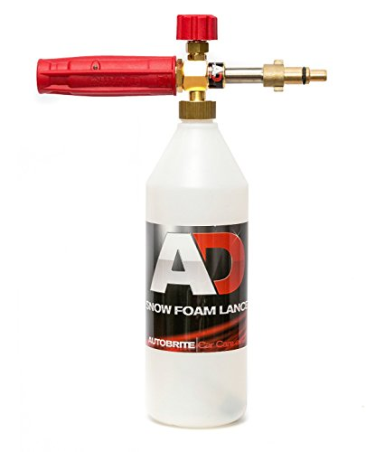Snow Foam Lance Nilfisk Connector with 500ml of Magifoam - By Autobrite Direct