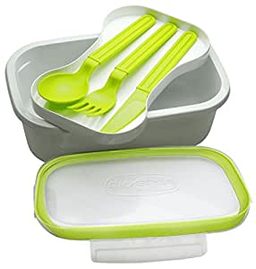 Giostyle Buon Appetito Lunch Box, Verde