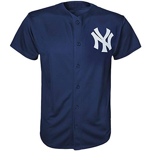 Herren Retro Basketball Gary Sanchez #24 New York Yankees Sommer Trikots Basketball Uniform Tops Basketball Anzug,XXL