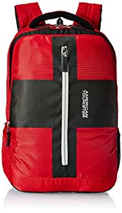 American Tourister Polyester 32 Ltrs Red Laptop Backpack (AMT Juke Laptop BKPK 01 - RED)