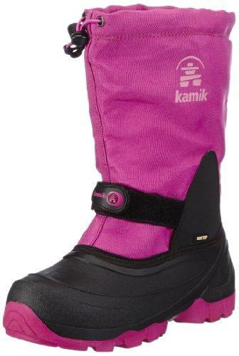 Kamik Waterbug5g, Bottes de Neige Mixte enfant Violet (Vio)