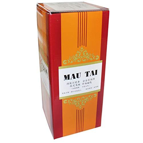 6er Pack (6x500ml) Mau Tai Spirituose 54{5869e06f69f1181e8c98ab47ad9addc8c53169490c78f3c391ce3d15406ee4e3} vol. Taiwan (Papa Vo ®)