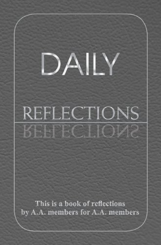 Daily reflections audiobook by alcoholics anonymous.