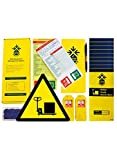 Good to Go Safety 51338 Tages-Kit für Palettenwagen