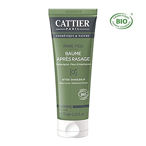 Cattier Baume Après-Rasage Pare-Feu 75 ml